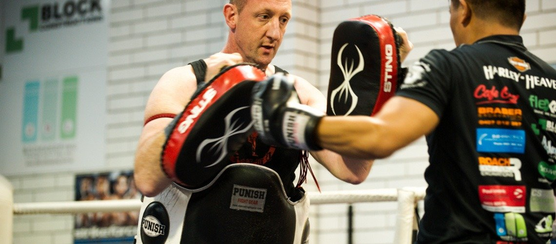 Benefits of Fitness, Martial Arts & Kickboxing 3