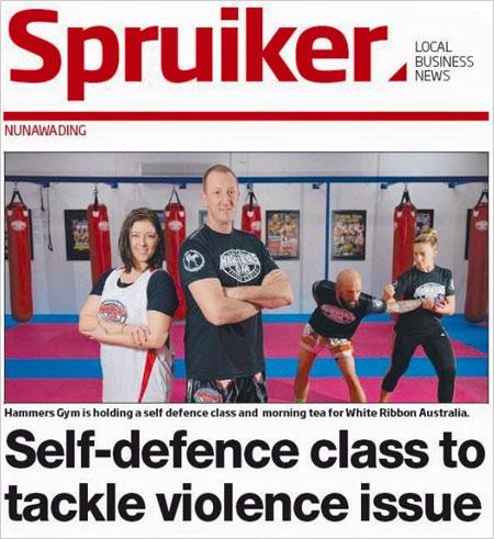 Self Defence Newspaper