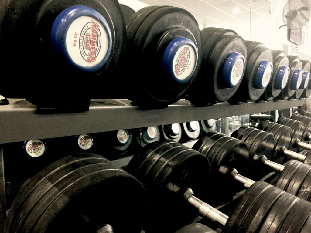 The 10 Gym Commandments 1