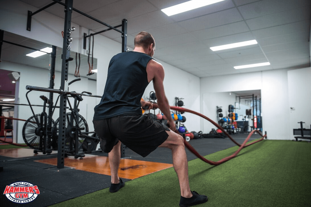 Are You Overlooking These Battle Rope Benefits?