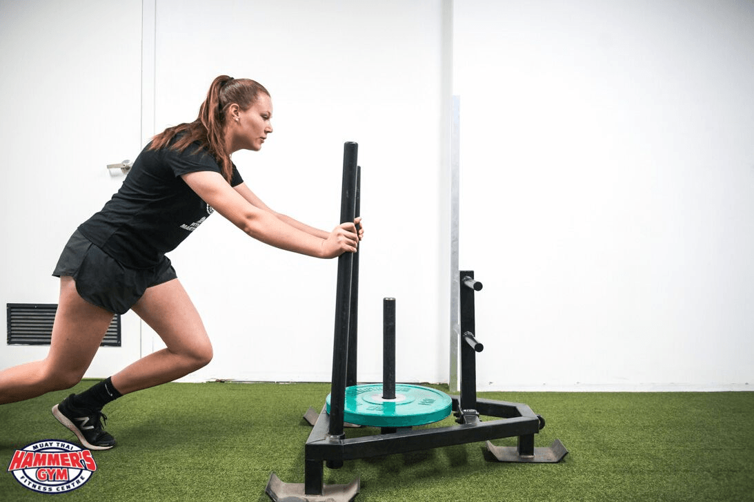 Have you tried our functional Sled? 5