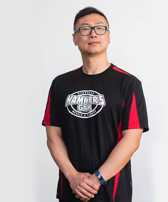 Raymond Jin - Personal Trainer