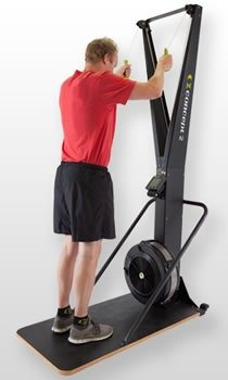 5 BENEFITS OF USING THE CONCEPT 2 SKI-ERG (Ski-erg is located upstairs in the Cardio Zone) 4