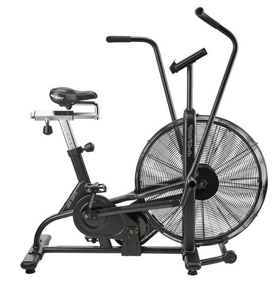Benefits of Hammer's Gym Aerodyne bikes 12