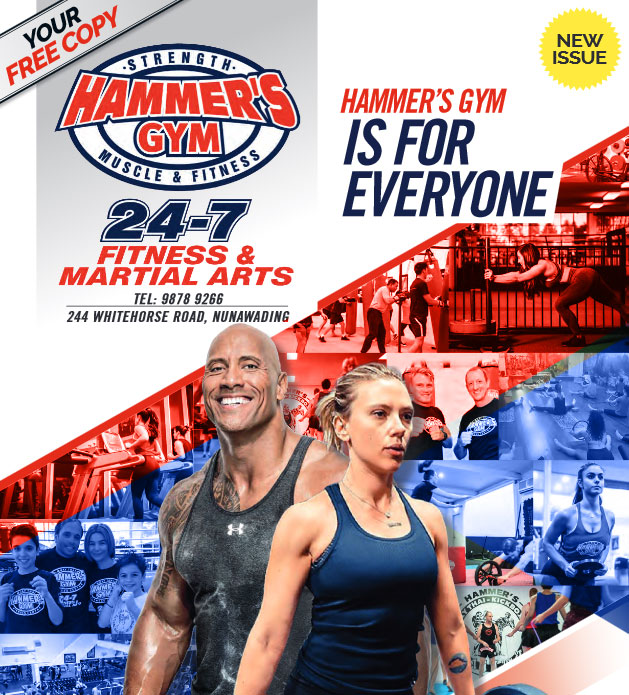 Hammer's 24/7 Fitness and Martial Arts 7