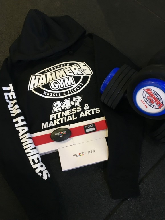 Hammer's 24/7 Fitness and Martial Arts 17