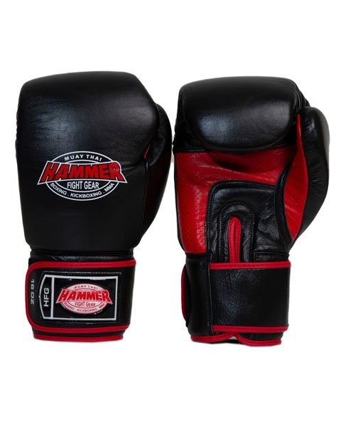 Adult Non Leather gloves 16oz 1