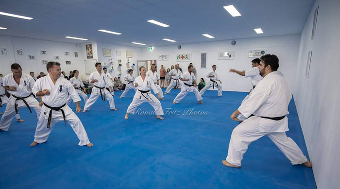 Kumite Martial Arts Academy at Hammers Gym 1
