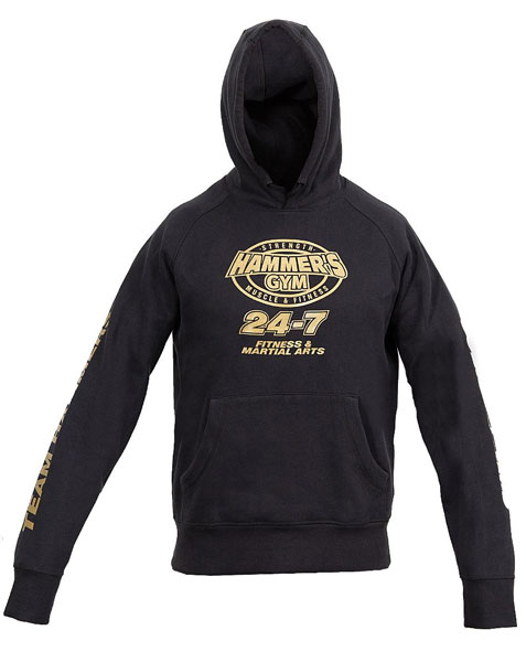 Gold print Hammers Classic